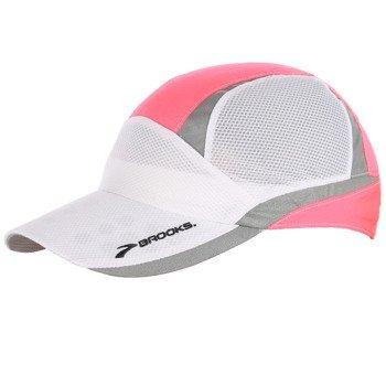 czapka do biegania BROOKS NIGHTLIFE MESH CAP / 280173605