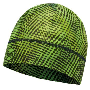 czapka do biegania BUFF MICROFIBER 1 LAYER HAT BUFF XYSTER MULTI / 113249.555.10