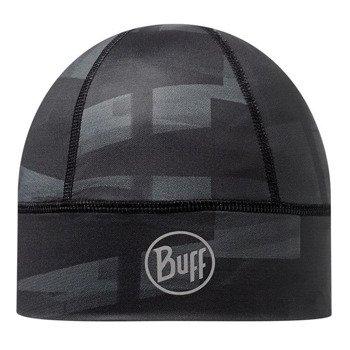 czapka do biegania BUFF XDCS TECH HAT BUFF MODI GREY / 111216.937.10