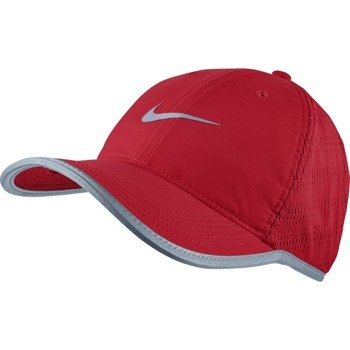 czapka do biegania NIKE RUN KNIT MESH / 810132-657