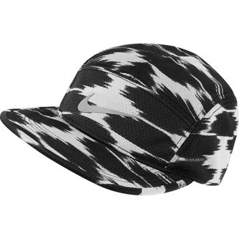 czapka do biegania damska NIKE GRAPHIC AW84 / 643386-100