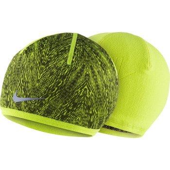 czapka do biegania damska dwustronna NIKE RUN COLD WEATHER / 632297-702
