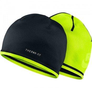 czapka do biegania męska dwustronna NIKE BEANIE / 575822-010