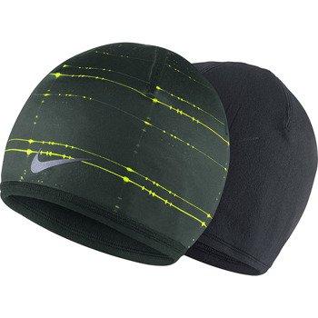 czapka do biegania męska dwustronna NIKE RUN COLD WEATHER / 632248-010