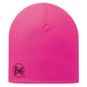 czapka dwustronna do biegania BUFF MICROFIBER REVERSIBLE HAT BUFF PROVENCE / 108916.555.10