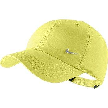 czapka sportowa juniorska NIKE YA HERITAGE 86 SWOOSH AD / 405043-305