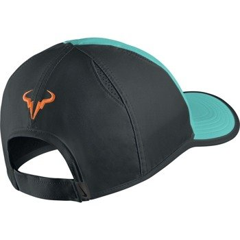 czapka tenisowa NIKE RAFA FEATHERLIGHT CAP / 715146-466