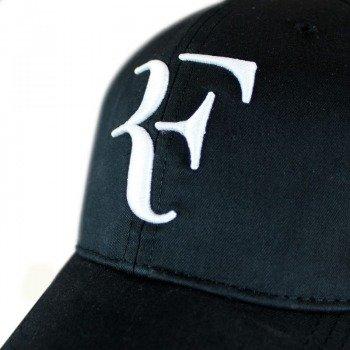 czapka tenisowa NIKE RF HYBRID CAP Roger Federer black / 371202-010