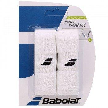 frotka tenisowa BABOLAT JUMBO WRISTBAND White