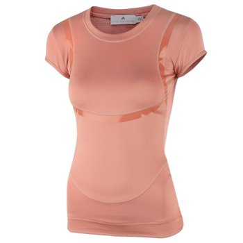 koszulka do biegania Stella McCartney ADIDAS RUN PERFORMANCE TEE / S87440