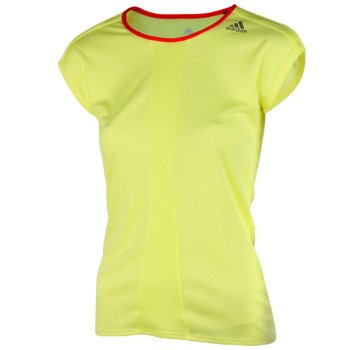 koszulka do biegania damska ADIDAS RESPONSE CAP SLEEVE TEE / D85457