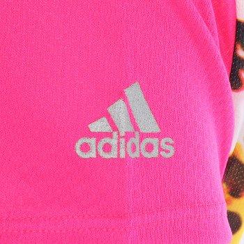 koszulka do biegania damska ADIDAS RESPONSE GRAPHIC TEE / AI3310