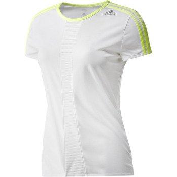 koszulka do biegania damska ADIDAS RESPONSE SHORT SLEEVE TEE / D85502