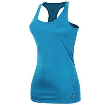 koszulka do biegania damska ADIDAS SEQUENCIALS FITTED TANK