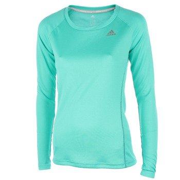 koszulka do biegania damska ADIDAS SEQUENCIALS RUN LONG SLEEVE TEE / M62013