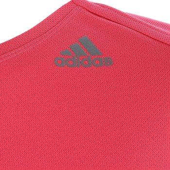 koszulka do biegania damska ADIDAS SEQUENCIALS RUN SHORTSLEEVE TEE / AC2336