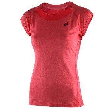 koszulka do biegania damska ASICS CAPSLEEVE TOP / 129957-6017