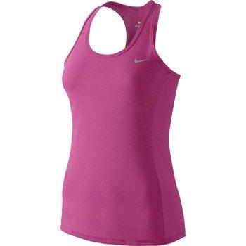 koszulka do biegania damska NIKE DRI-FIT CONTOUR TANK / 644688-616