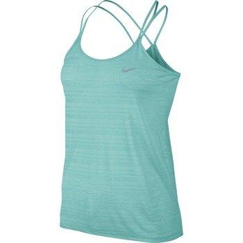 koszulka do biegania damska NIKE DRI FIT COOL BREEZE STRAPPY TANK / 644714-466