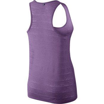 koszulka do biegania damska NIKE DRI FIT TOUCH BREEZE STRIPE TANK / 589030-522