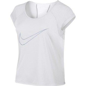 koszulka do biegania damska NIKE DRY TOP SHORT SLEEVE RUN FAST / 799574-100