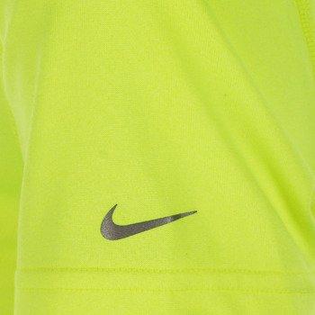 koszulka do biegania damska NIKE LEGEND V-NECK SHORTSLEEVE RUN SWOOSH / 588557-731