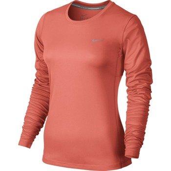 koszulka do biegania damska NIKE MILER LONG SLEEVE / 686904-680