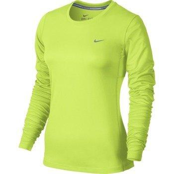 koszulka do biegania damska NIKE MILER LONG SLEEVE / 686904-702
