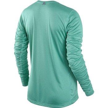 koszulka do biegania damska NIKE MILER LONGSLEEVE TOP / 519833-388