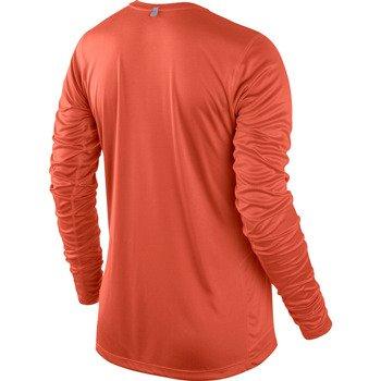 koszulka do biegania damska NIKE MILER LONGSLEEVE TOP / 519833-847