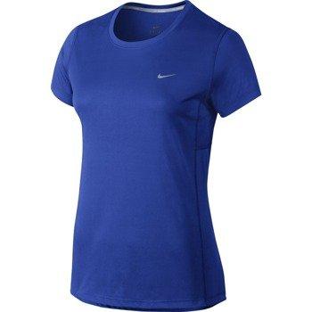 koszulka do biegania damska NIKE MILER SHORTSLEEVE / 686911-480