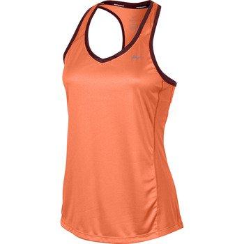 koszulka do biegania damska NIKE MILER TANK / 519827-870
