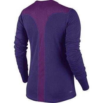 koszulka do biegania damska NIKE RACER LONG SLEEVE / 645445-513