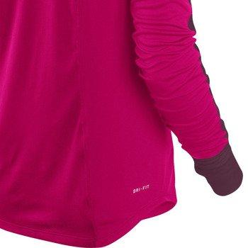 koszulka do biegania damska NIKE RACER LONGSLEEVE TOP / 520278-691