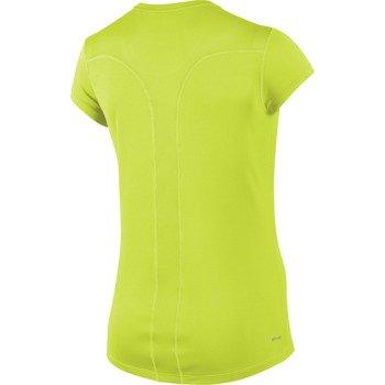 koszulka do biegania damska NIKE RACER SHORT SLEEVE / 645443-702