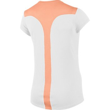 koszulka do biegania damska NIKE RACER SHORT SLEEVE / 645443-832