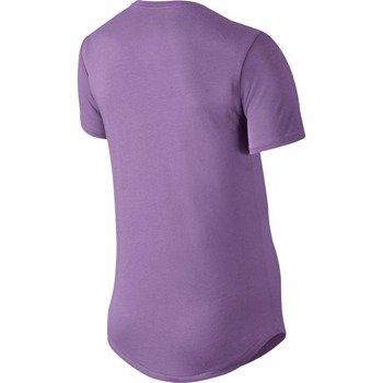 koszulka do biegania damska NIKE SHUT UP TEE / 683062-510