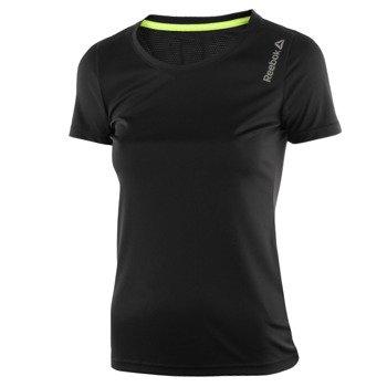 koszulka do biegania damska REEBOK RUNNING ESSENTIALS SHORTSLEEVE TEE / AX9417