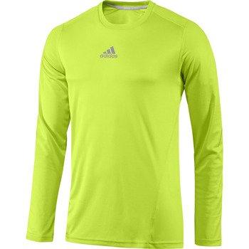 koszulka do biegania męska ADIDAS SEQUENCIALS CLIMACOOL RUN LONG SLEEVE TEE / D86704