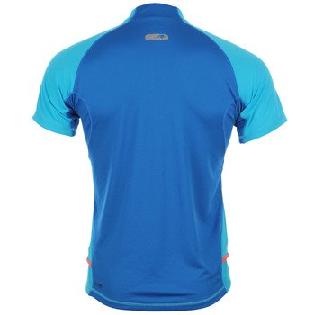koszulka do biegania męska ASICS FUJI SHORTSLEEVE 1/2 ZIP