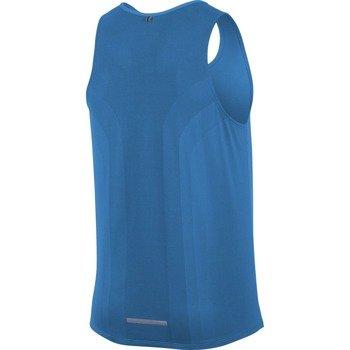 koszulka do biegania męska NIKE DRI-FIT CONTOUR SINGLET  / 683494-435