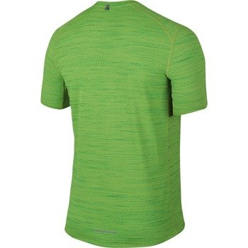 koszulka do biegania męska NIKE DRI-FIT COOL MILER SHORT SLEEVE / 718348-313