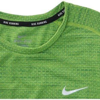 koszulka do biegania męska NIKE DRI-FIT COOL MILER SHORT SLEEVE / 718348-313