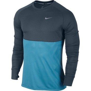 koszulka do biegania męska NIKE DRI-FIT RACER / 683574-461