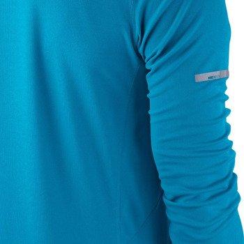 koszulka do biegania męska NIKE MILER LONGSLEEVE UV (TEAM) / 519700-415