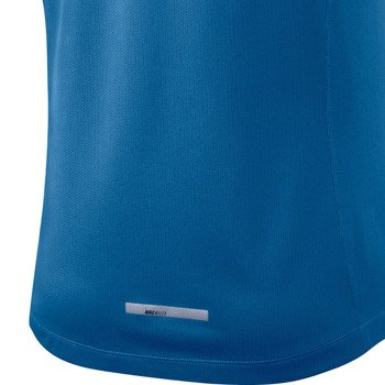koszulka do biegania męska NIKE MILER SINGLET (TEAM) / 519694-418