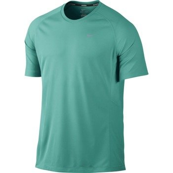 koszulka do biegania męska NIKE MILER UV SHORTSLEEVE TEAM / 519698-405