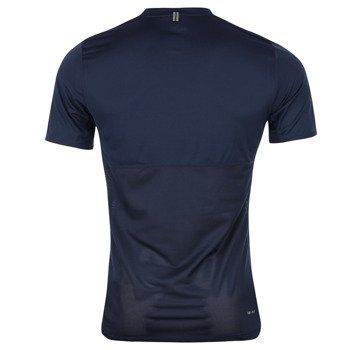 koszulka do biegania męska NIKE RACER SHORTSLEEVE / 644396-411