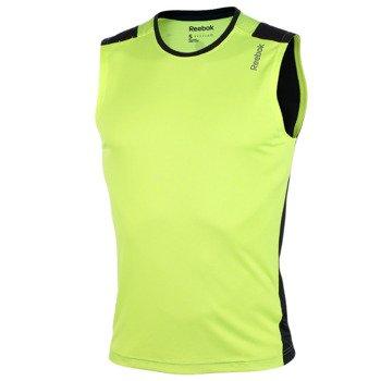 koszulka do biegania męska REEBOK RE SLEEVELESS