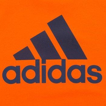 koszulka sportowa chłopięca ADIDAS ESSENTIALS LOGO TEE 11. PZU Półmaraton Warszawski / AK1993